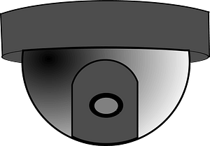 Dome Camera clipart