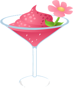 Drink Girly Drink clipart