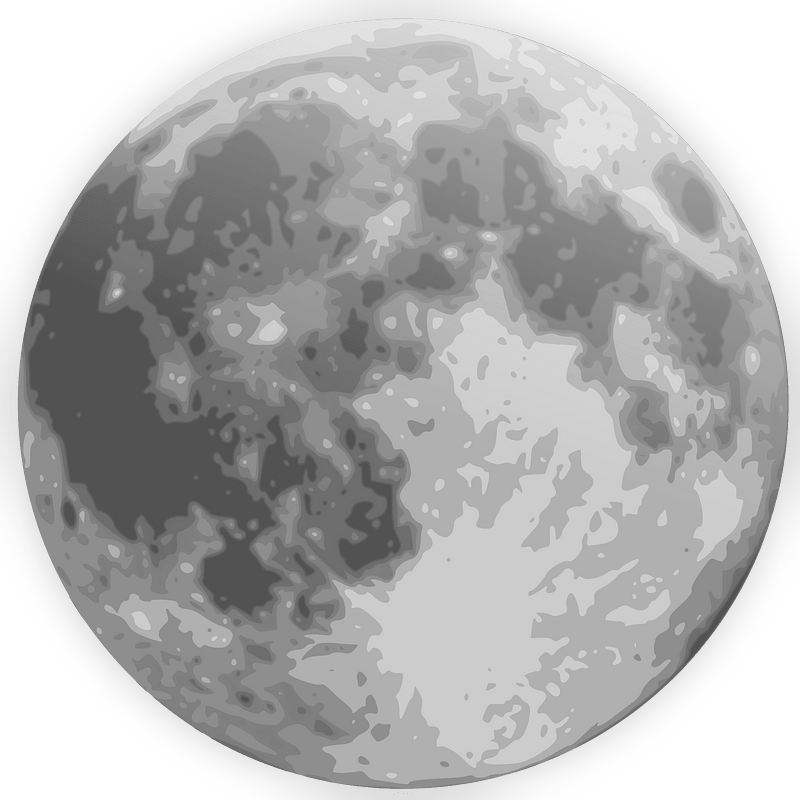Full Moon clipart. Free download transparent .PNG   Creazilla
