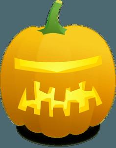 Jack O' Lantern: Garth - Unibrow clipart