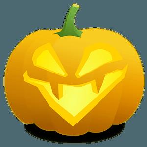 Jack O' Lantern: Igor - Evil Smile clipart