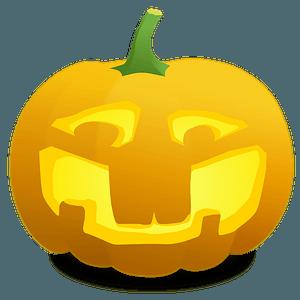 Jack O' Lantern: Jimmy - Buck teeth clipart