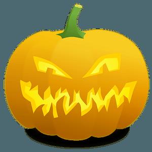 Jack O' Lantern: Trent - Crooked Teeth, Evil Smile clipart