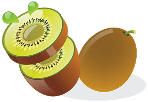 Kiwi Fruit clipart