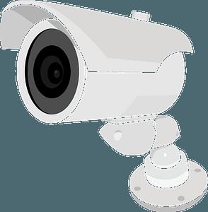 Security camera clipart