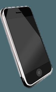 Modern Cell Phone clipart