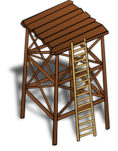Watchtower clipart