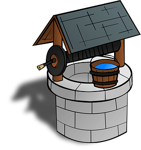 Wishing Well clipart