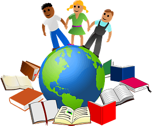 Stories of the World clipart