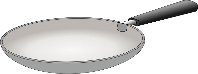 Pan clipart black and white, Pan black and white Transparent FREE for  download on WebStockReview 2020