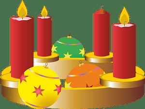 Third advent clipart