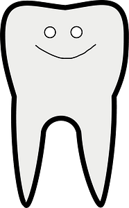 Tooth clipart