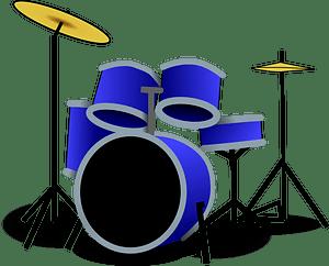Drums clipart