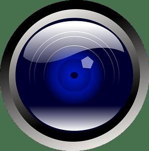 Lens clipart