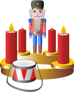 Second advent clipart
