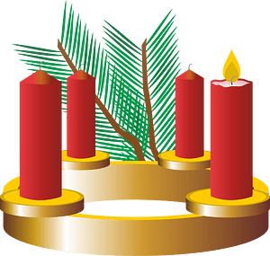 First advent clipart