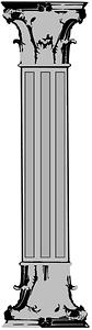 Pillar clipart