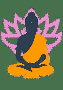 Meditation clipart