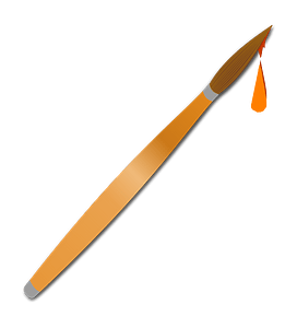 Paint brush clipart