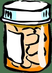 Bottle clipart
