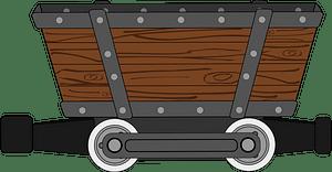 Wagon clipart