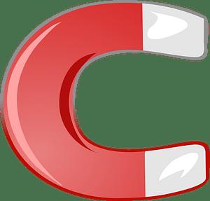 Magnet clipart
