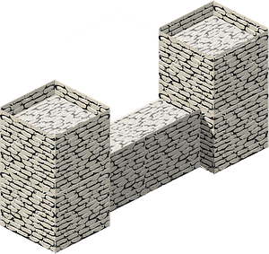Block Wall from Rome clipart