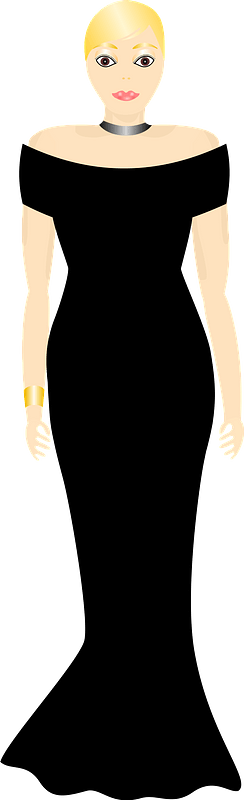 Free Prom Dress Clipart, Download Free Clip Art, Free Clip Art on Clipart  Library