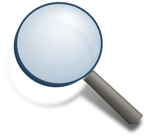 Magnifying Glass clipart
