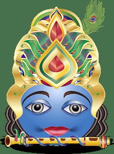 Krishna clipart