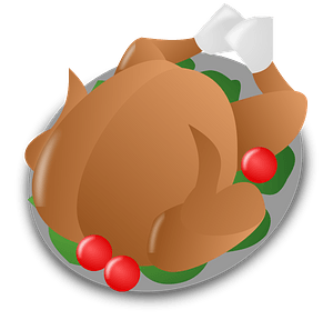 Thanksgiving Day Turkey clipart