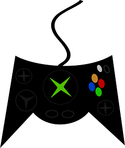 Game controller clipart