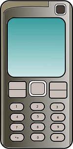 Mobile Phone clipart