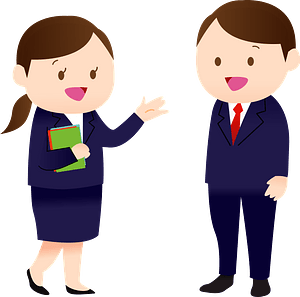 (Jerry) Business People clipart