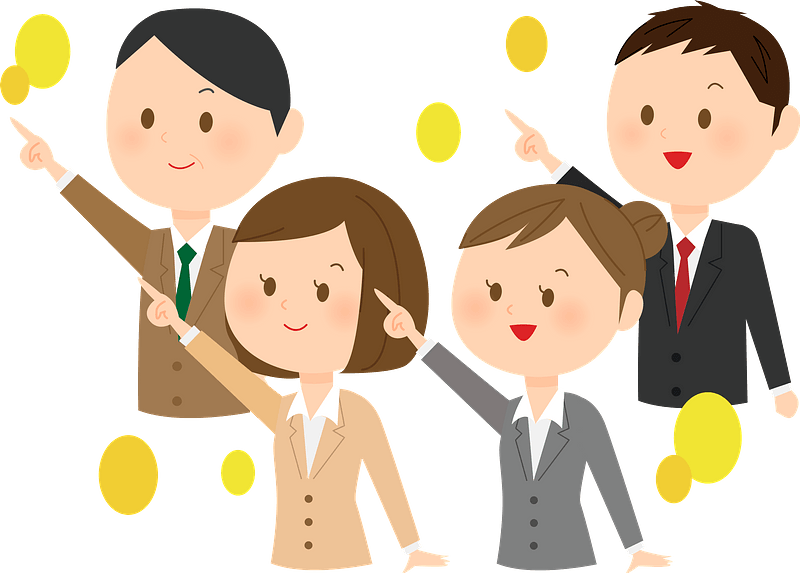 Business Persons clipart
