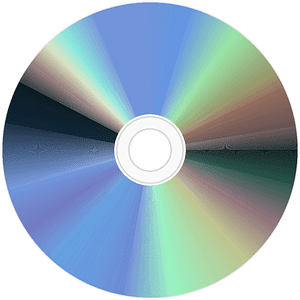 CD or DVD, Blu Ray clipart
