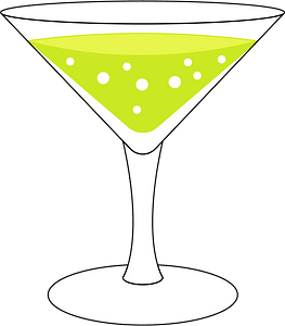 Cocktail Drink clipart
