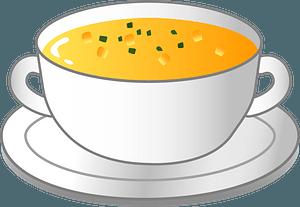 Corn Soup Food clipart