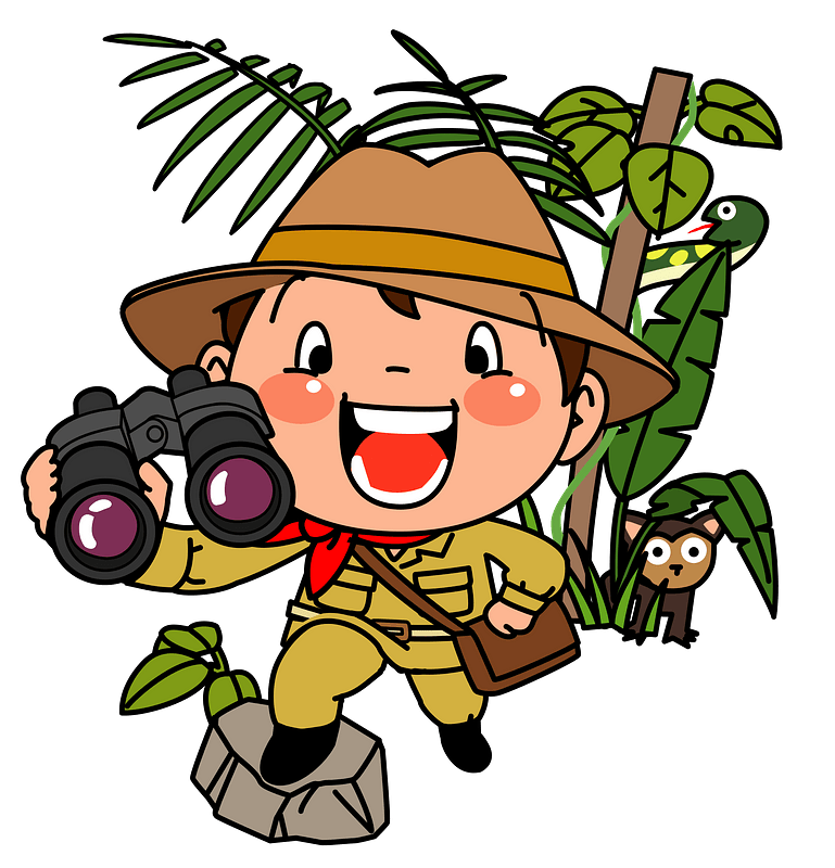 Explorer Clip Art