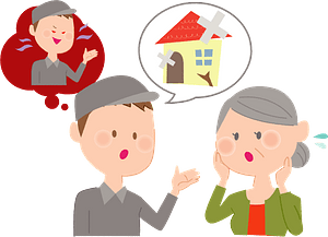 Fraud Renovation clipart