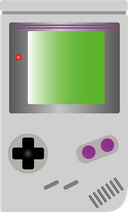 Game Boy clipart