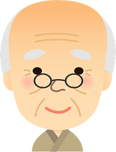 Grandfather Old Man clipart