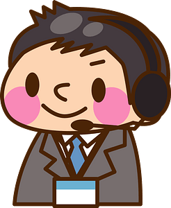 (Oscar) Male Announcer Reporter clipart