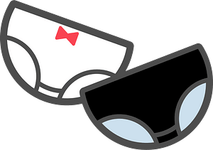 Panties Underwear clipart