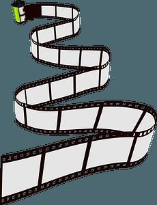 Photographic Film clipart