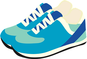 Sneakers Shoes clipart