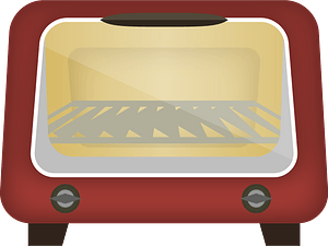 Toaster Oven clipart