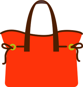 Tote Bag clipart