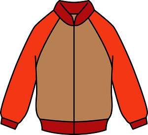 Varsity Jacket clipart