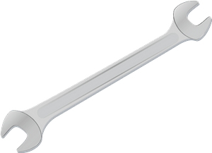 Wrench Tool clipart